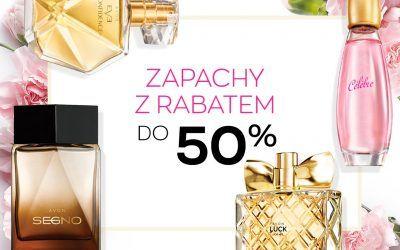 Zapachy Avon nawet o 50% taniej